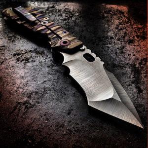 Mick Strider Custom Knives SMF