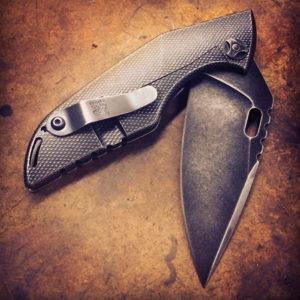 Mick Strider Custom SJ75 Full Stealth