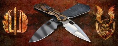 Mick Strider Custom Knives - Strider Knives Inc.